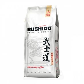 Кофе зерновой BUSHIDO Specialty м/уп,, 227 г