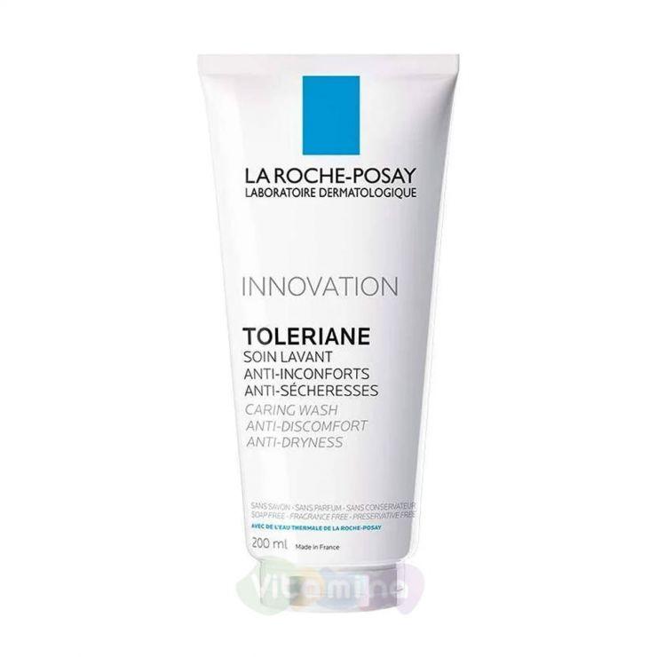 La Roche-Posay Toleriane Caring Wash Мягкий гель-уход без пены для чувствительной кожи