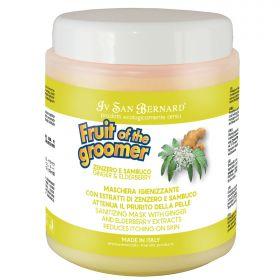 ISB Fruit of the Grommer Ginger&Elderbery Восстанавливающая маска с противовоспалительным эффектом 1 л