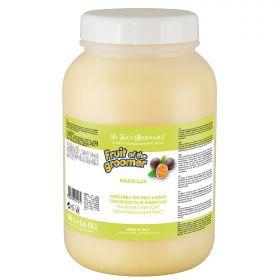 ISB Fruit of the Grommer Maracuja Восстанавливающая маска для длинной шерсти с протеинами 3 л