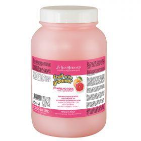 ISB Fruit of the Grommer Pink Grapefruit Шампунь для шерсти средней длины с витаминами 3,25 л