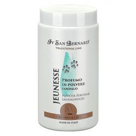 ISB Traditional Line Jeunesse Пудра для тримминга с запахом сандала 80 г