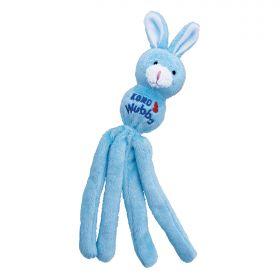 """KONG игрушка для кошек """"Вубба - кролик"""" 20 см с кошачьей мятой цвета в ассортименте"""