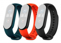 Ремешок Xiaomi Mi Smart Band 5 Strap (3 pack) BHR4639GL