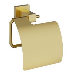 Бумагодержатель Timo Selene Brush Gold 17042/17