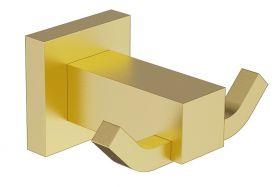 Крючок двойной TIMO Selene Brush Gold 17012/17
