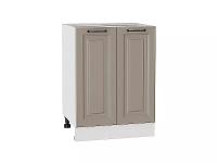 Шкаф нижний с 2-мя дверцами Ницца Royal Н600 в цвете Omnia