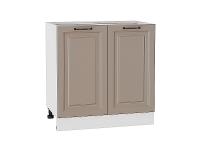 Шкаф нижний с 2-мя дверцами Ницца Royal Н800 в цвете Omnia