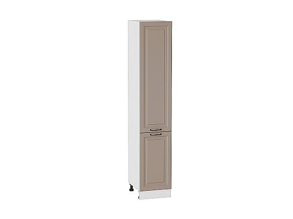 Шкаф пенал Ницца Royal ШП400 (Omnia)