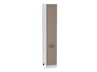 Шкаф пенал с 2-мя дверцами Ницца Royal ШП400Н в цвете Omnia