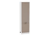 Шкаф пенал с 2-мя дверцами Ницца Royal ШП600Н в цвете Omnia