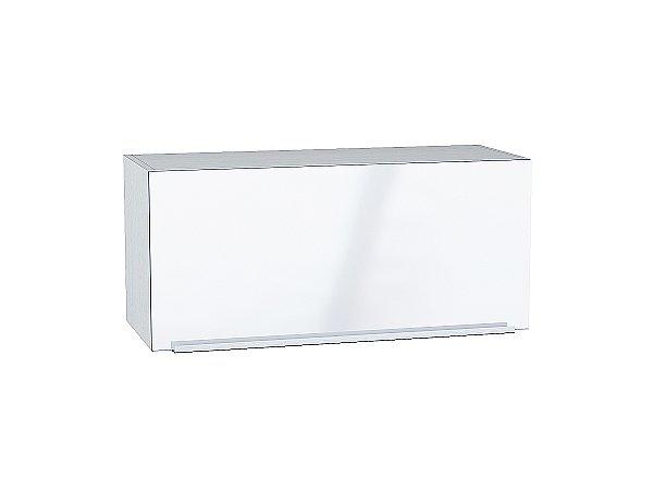 Шкаф верхний горизонтальный Фьюжн ВГ810 (Angel)