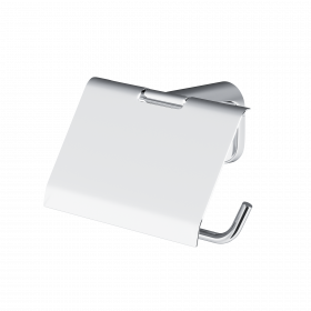 Держатель для туалетной бумаги с крышкой AM.PM X-Joy A84341400