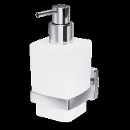 Стеклянный диспенсер для жидкого мыла с настенным  AM.PM Gem A9036900