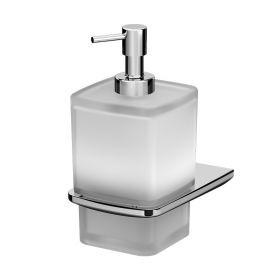 Стеклянный диспенсер для жидкого мыла с настенным  AM.PM Inspire 2.0 A50A36900