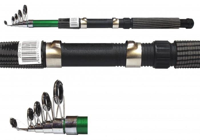 спиннинг теле. /MIFINE/ SMALL CARP telescopik 2.4м (40-80гр.) 2201-240
