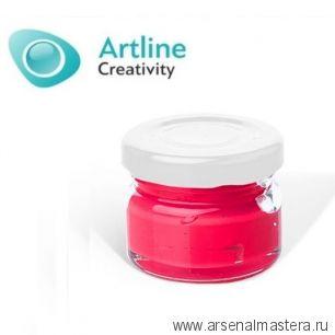 Пигментная паста для эпоксидной смолы 10 гр розовая Pigment Paste Artline PST-00-010-PNK