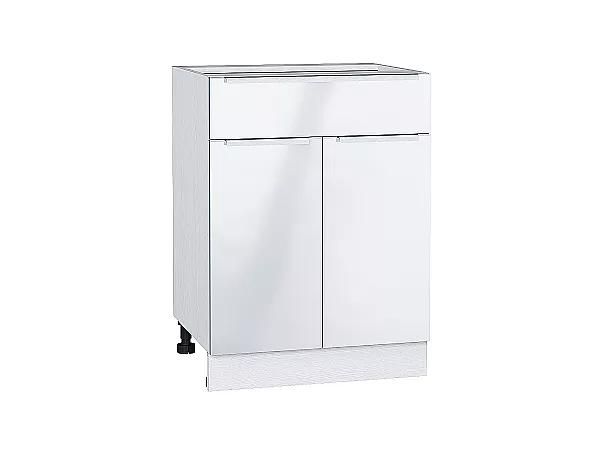 Шкаф нижний Фьюжн Н601 (Angel)