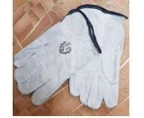 Перчатки цельноспилковые (серые)
