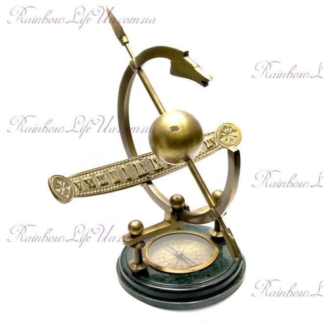 Солнечные часы с компасом 26567