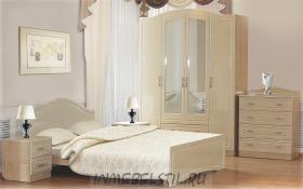 Спальня Афина-4 МДФ