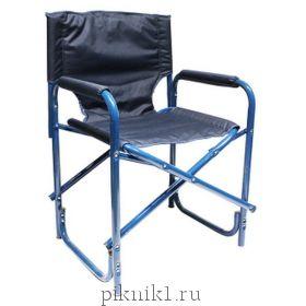 """Кресло складное """"СЛЕДОПЫТ"""" 585х450х825 мм, сталь 25 мм"""