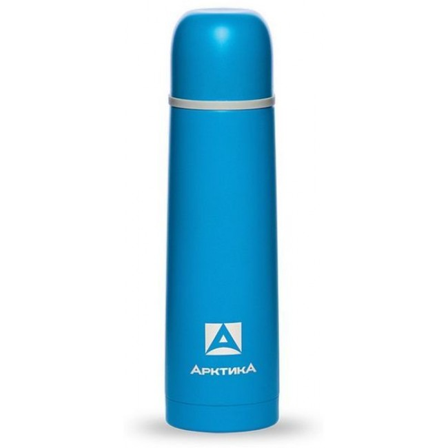 Термос АРКТИКА 102-750 синий пластиковое напыление