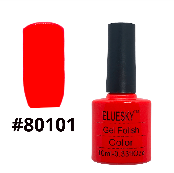 ГЕЛЬ-ЛАК BLUESKY SHELLAC COLOR 10ML №80101