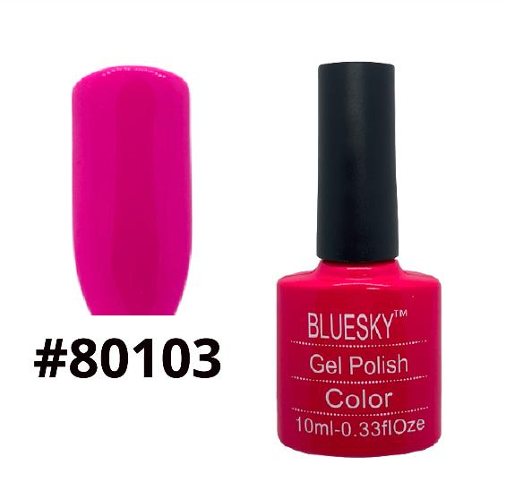 ГЕЛЬ-ЛАК BLUESKY SHELLAC COLOR 10ML №80103