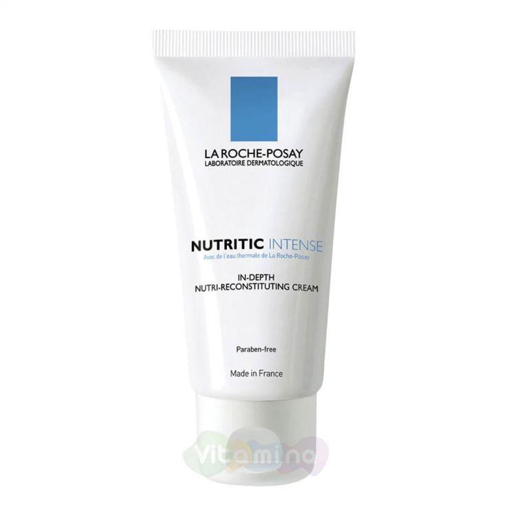 La Roche-Posay Nutritic Intense Питательный крем для глубокого восстановления кожи, 50 мл