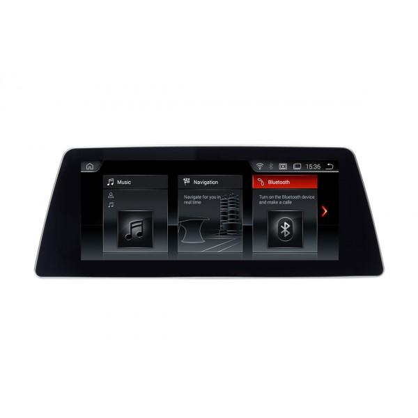 Parafar PF8538i Штатная магнитола с IPS матрицей 10.25 для BMW 5 G30 2018+ EVO на моделях без штатного тачскрина на Android 9 (PF8538i)