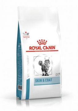 Роял канин Скин Энд Коат для кошек (Skin & Coat Feline)