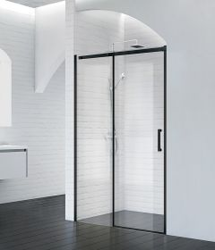 Душевая дверь BelBagno ACQUA-BF-1-120-C-NERO