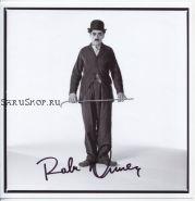 Автограф: Роберт Дауни мл. Чаплин