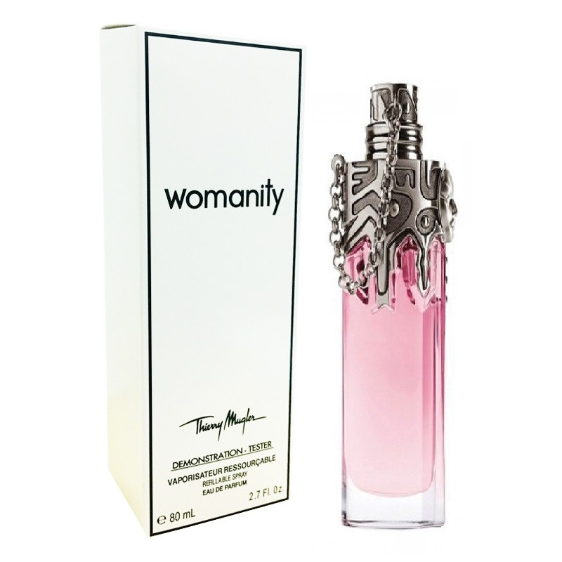 Tester Thierry Mugler Womanity edp 80ml