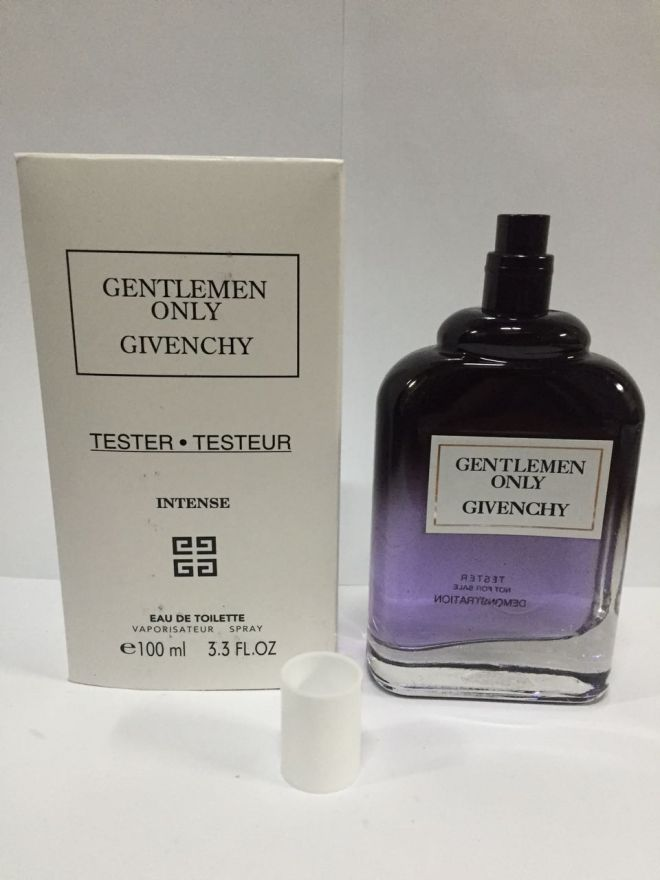 Tester Givenchy - Gentlemen Only 100ml