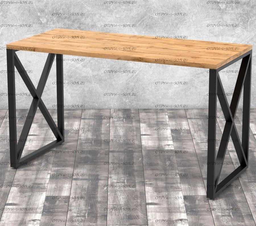 Стол письменный Лофт 06 (130х60х75)