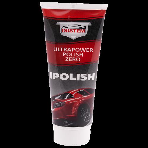 Абразивная полировальная паста Ipolish UltraPower Zero уп. 400 мл