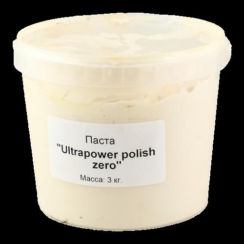 Абразивная полировальная паста Ipolish UltraPower Zero уп. 4 л