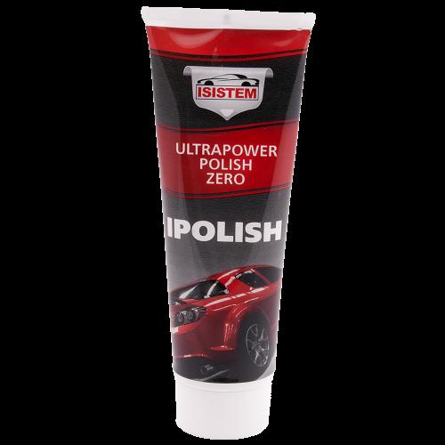 Абразивная полировальная паста Ipolish UltraPower Zero уп. 100 мл