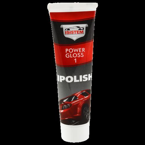 Абразивная полировальная паста Ipolish PowerGloss №1 уп. 100 мл