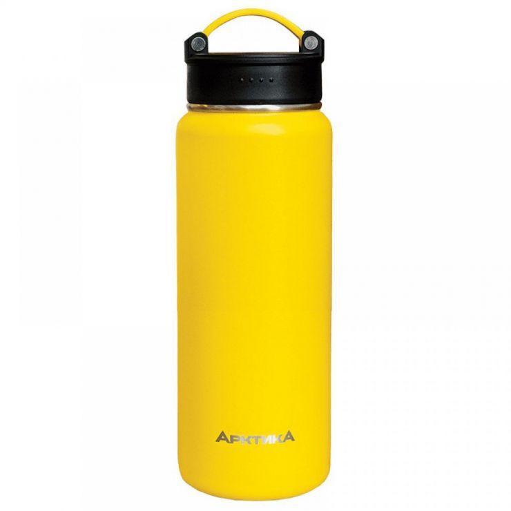 Термос-сититерм АРКТИКА 708-700 700 мл желтый