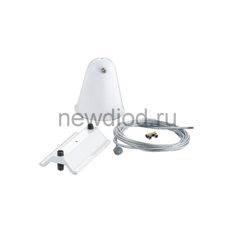 Набор для подвесного монтажа шинопроводов UFB-Q121 H21 WHITE белый POLYBAG