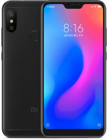 Смартфон Xiaomi Redmi Note 6 Pro 4/64GB Black
