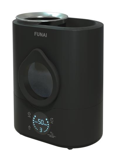 Увлажнитель воздуха Funai USH-BE7251B