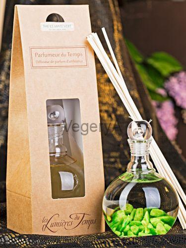 Диффузор lumieres с бамбуковыми палочками Зелёный чай Мате