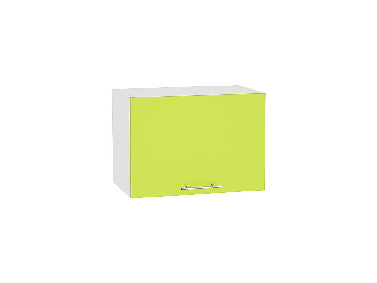 Шкаф верхний Валерия ВГ510 (лайм глянец)