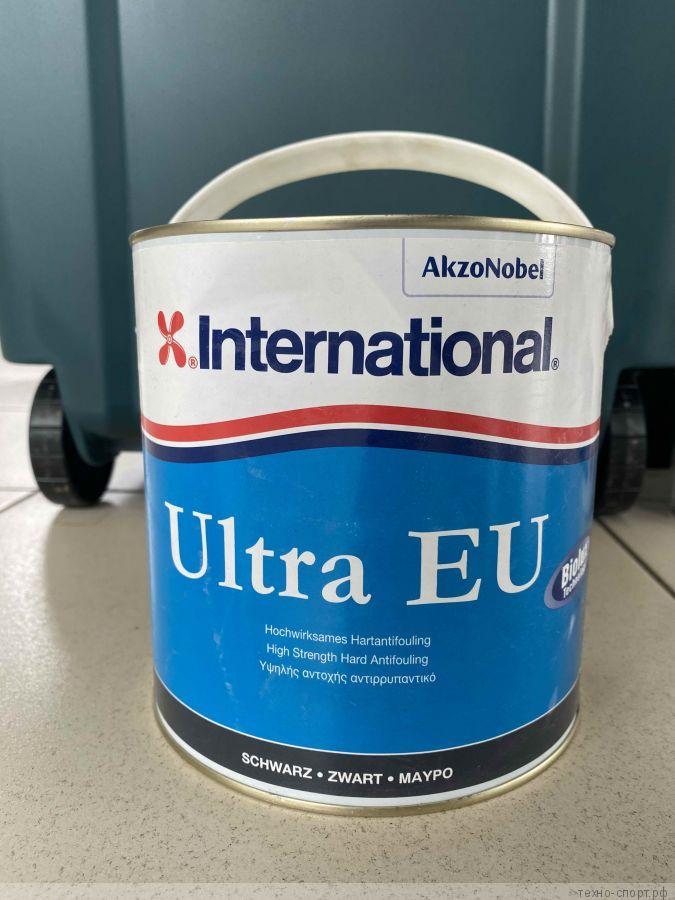 Покрытие необрастающее ULTRA EU Черный 2,5л YBB704/2.5L