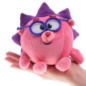 Озвученная мягкая игрушка - Ёжик из мультфильма «Смешарики», 10 см