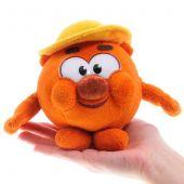 Озвученная мягкая игрушка - Копатыч из мультфильма «Смешарики», 10 см